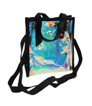 Hologramowa torba TOREBKA shopperka MINI