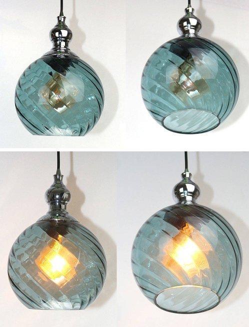LAMPA SUFITOWA Premium MORSKA KULA