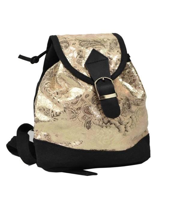 Piękny mały plecak plecaczek ORIENT STYL