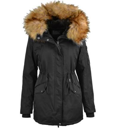 Super multifunkcyjna kurtka parka zima