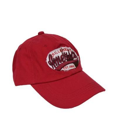vintage czapka z daszkiem bejsbol AMERICA